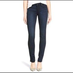 PAIGE | Skyline Skinny Blue Jeans Size 28